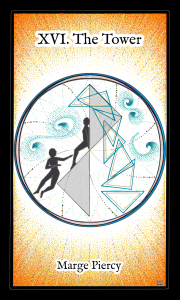 The Tower Lunaria Tarot Marge Piercy