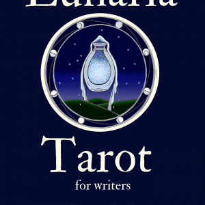 Lunaria Tarot guidebook cover
